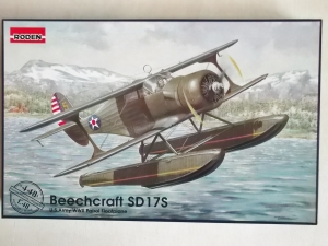 RODEN 1/48 448 BEECHCRAFT SD17S