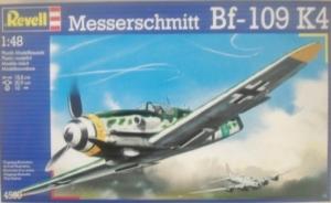 REVELL 1/48 4590 MESSERSCHMITT Bf 109 K4