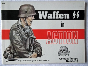 SQUADRON/SIGNAL COMBAT TROOPS  3003. WAFFEN SS