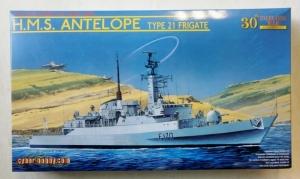 CYBER-HOBBYCOM 1/700 7122 HMS ANTELOPE TYPE 21 FRIGATE