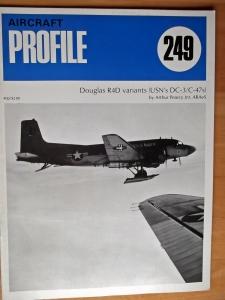 PROFILES AIRCRAFT PROFILES 249. DOUGLAS R4D VARIANTS USN DC-3/C-47