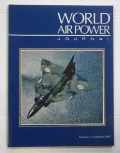 CHEAP BOOKS  ZB757 WORLD AIR POWER JOURNAL VOL 13 1993