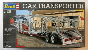 REVELL 1/25 07540 CAR TRANSPORTER