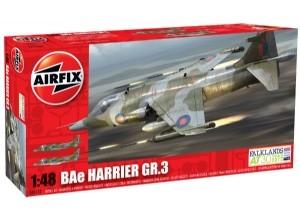 AIRFIX 1/48 05102 BAe HARRIER GR.3 FALKLANDS