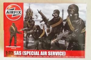 AIRFIX 1/32 02720 SAS  SPECIAL AIR SERVICE