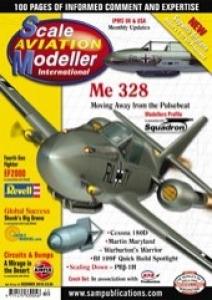 SCALE AVIATION MODELLER  SCALE AVIATION MODELLER VOLUME 16 ISSUE 12