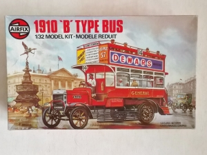 AIRFIX 1/32 06443 1910 B TYPE BUS