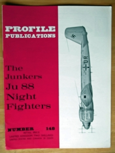 PROFILES AIRCRAFT PROFILES 148. JUNKERS Ju 88 NIGHT FIGHTERS
