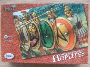 HAT INDUSTRIES 1/72 8045 GREEK MERCENARY HOPLITES