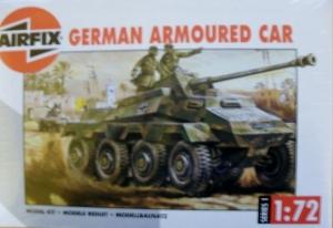 AIRFIX 1/72 01311 Sd.Kfz 234 GERMAN ARMOURED CAR