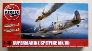 AIRFIX 1/48 05125 SUPERMARINE SPITFIRE Mk.VB