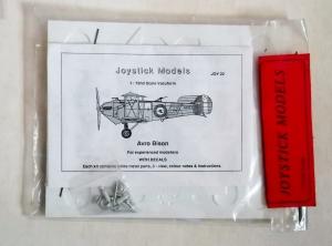 JOYSTICK 1/72 22 AVRO BISON