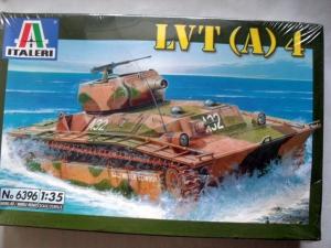 ITALERI 1/35 6396 LVT A  4