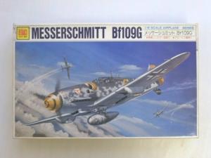 OTAKI 1/48 02 MESSERSCHMITT Bf 109G6