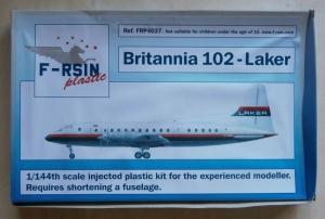 F-RSIN 1/144 4037 BRITANNIA 102-LAKER