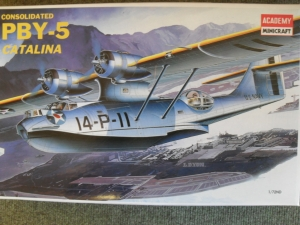 1/72 2123 CONSOLIDATED PBY-5 CATALINA