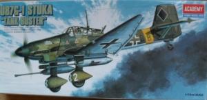 1/72 1641 JUNKERS Ju 87G-1 STUKA TANK BUSTER