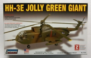 LINDBERG 1/72 71141 HH-3E JOLLY GREEN GIANT