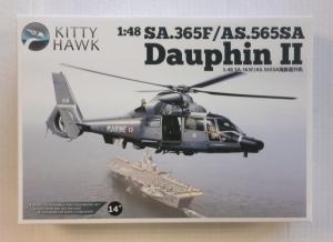 KITTYHAWK 1/48 80108 SA.365F/AS.565SA DAUPHIN II