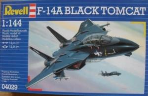 REVELL 1/144 04029 F-14A BLACK TOMCAT