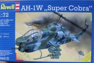 REVELL 1/72 04415 AH-1W SUPER COBRA