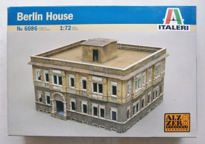 ITALERI 1/72 6086 BERLIN HOUSE