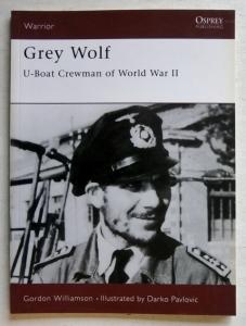 OSPREY WARRIOR  036. GREY WOLF U-BOAT CREWMAN OF WWII