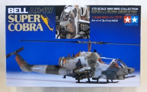 TAMIYA 1/72 60708 BELL AH-1W SUPER COBRA