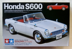 TAMIYA 1/24 24340 HONDA S600