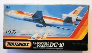 MATCHBOX  PK-804 DC-10 KLM IBERIA 1/320