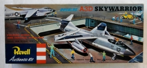 REVELL  H-241 A3D SKYWARRIOR S TYPE BOXING