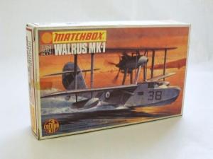 MATCHBOX 1/72 PK-105 SUPERMARINE WALRUS Mk.I