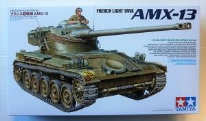 TAMIYA 1/35 35349 AMX-13 FRENCH LIGHT TANK