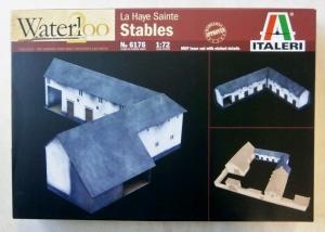 ITALERI 1/72 6176 LA HAYE SAINTE STABLES