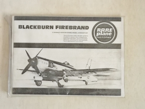 RAREPLANE 1/72 BLACKBURN FIREBRAND