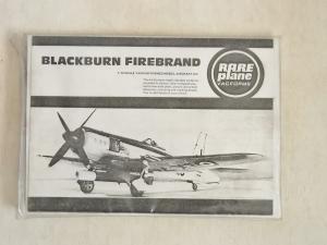 RAREPLANE 1/72 BLACKBURN FIREBRAND
