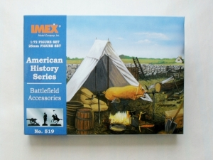 IMEX 1/72 519 BATTLEFIELD ACCESSORIES