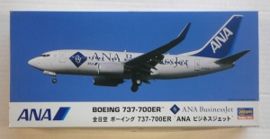 HASEGAWA 1/200 10666 BOEING 737-700ER ANA