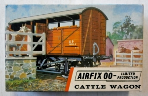 AIRFIX OO R5 CATTLE WAGON