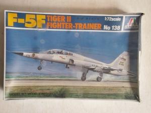 ITALERI 1/72 138 F-5F TIGER II