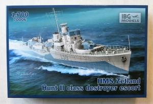 IBG MODELS 1/700 70006 HMS ZETLAND