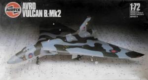 AIRFIX 1/72 09002 AVRO VULCAN B.Mk.2
