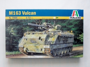 ITALERI 1/72 7066 M163 VULCAN