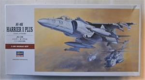HASEGAWA 1/48 PT28 AV-8B HARRIER II PLUS
