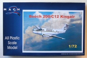 MACH 1/72 048 BEECH 200/C12 SUPER KING AIR