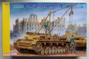 DRAGON 1/35 6438 Sd.Kfz.164 BERGEPANZERWAGEN IV