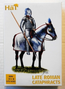 HAT INDUSTRIES 1/72 8086 LATE ROMAN CATAPHRACTS