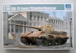 TRUMPETER 1/35 01536 GERMAN E-50  50-75 TONS  STANDARDPANZER