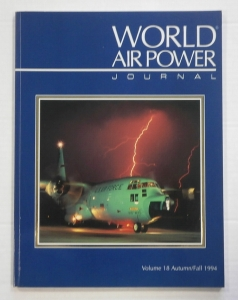 CHEAP BOOKS  ZB762 WORLD AIR POWER JOURNAL VOL 18 1994