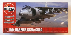 AIRFIX 1/72 04050 BAe HARRIER GR7A/GR9A